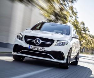 2016 Mercedes-Benz GLE and Mercedes-AMG GLE 63