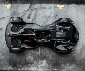 2017 BAC Mono SIngle-Seater Supercar