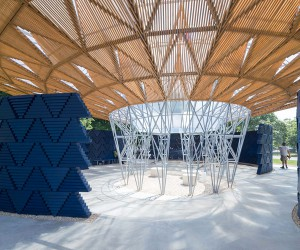 2017 Serpentine Pavilion by Dibdo Francis Kr Opens