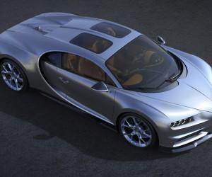 2018 Bugatti Chiron Sky View