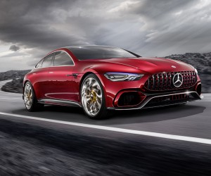 2018 Mercedes-AMG GT Concept