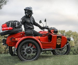 2018 Ural Gear Up