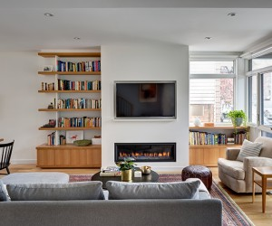 20th Street House by BFDO Architects, Brooklyn
