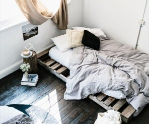 21 DIY Bed Frames To Give Yourself The Restful Spot of Your Dreams