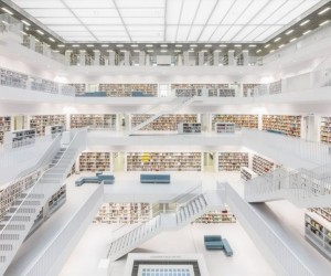 21 of the Most Gorgeous Libraries, Begging To Be Browsed