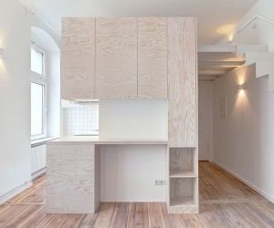 21 square-meters flat renovated in Berlin