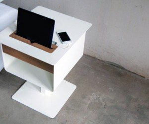 21st Century Nomad Nightstand Docking Station