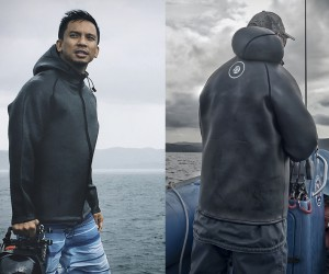 22 Degrees Ocean Jacket