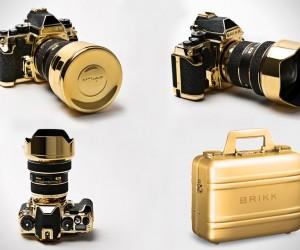 24K Gold Nikon