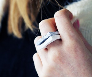 25 Beautiful DIY Rings