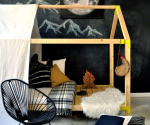 25 DIY Playhouses