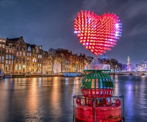 25 Illuminating Photos From The Third Amsterdam Light Festival