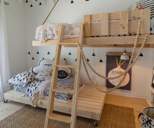 25 Space-Savvy Small Kids Bedroom Solutions: From Bunk Beds to Smart Shelves