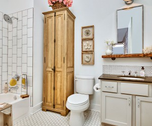 25 Tiny Apartment Bathroom Ideas that Maximize Space and Efficiency
