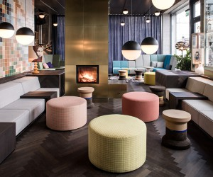 25Hours Hotel Zrich Langstrasse by Studio Aisslinger