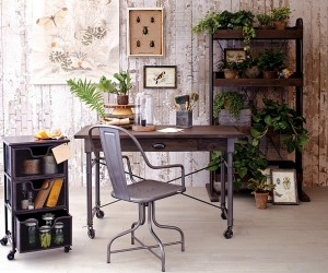 27 Ingenious Industrial Home Offices