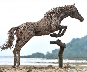 28 Works of Junk Art That Will Blow Your Mind