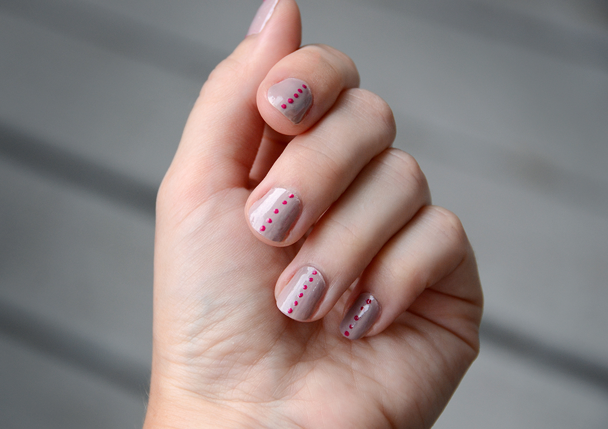 3 Simple Diy Nail Art Designs