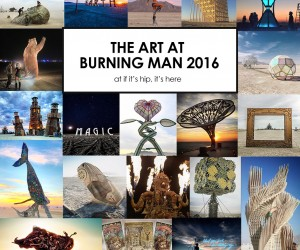 30 Amazing Photos Of Burning Man 2016