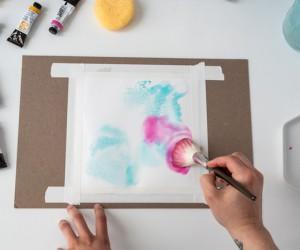 30 Beautiful Watercolour Painting Techniques