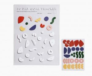 30 Day Goal Tracker