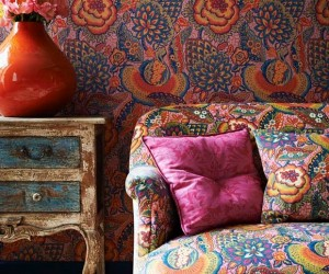 30 Inspiring Colorful Home Patterns