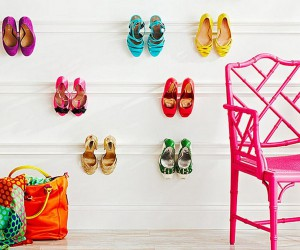 35 DIY Shoe Rack Ideas for Organized Homes