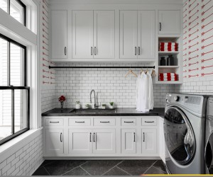 35 Laundry Room Shelving And Storage Ideas for Space-Savvy Homes