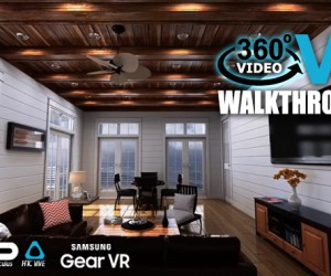 360 Degree 3D Walkthrough Animation By Yantram Virtual Reality Developer New York, USA