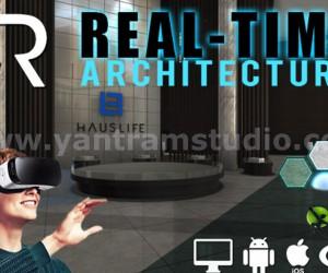 360 Real Estate VR Tour Video Developed by Yantram Virtual Reality Studio, Paris - France