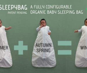 365 Sleepybag: All Season Organic Baby Sleeping Bag