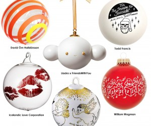 37 Limited Edition Artist Christmas Ornaments