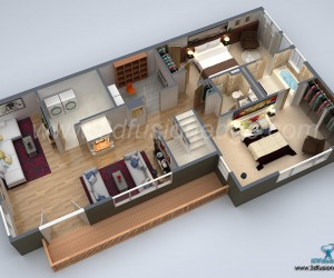 3D Floor Plan Can Improve the Design Process
