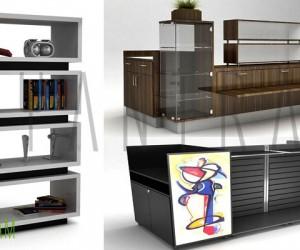 3D Furnisher Design Modeling