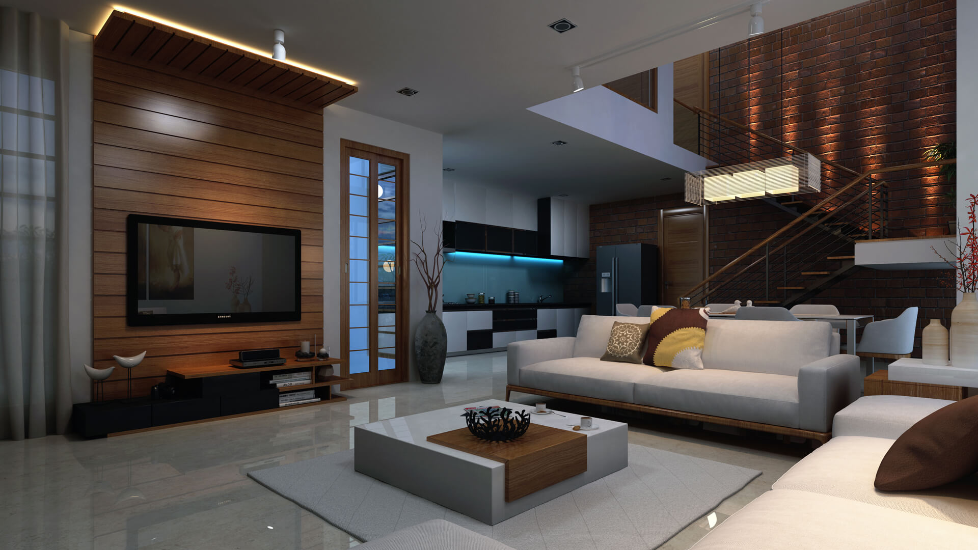 & 3d Home Bedroom Interior Design
