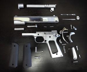 3D Printed Gun | Solid Concepts