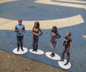 3D Printed Selfies | Shapify