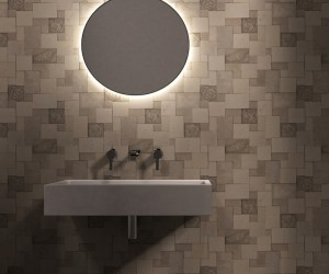 3D Stone Panels - Marble 3D Carving - Designer Tiles Milan