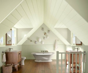 40 Beautiful and Inspiring Bathroom