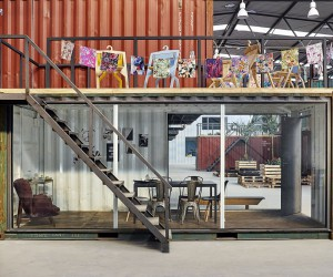 42 Repurposed Containers Inside a Warehouse Reshape Rios Fashion Scene