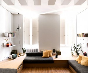 42-square-metre Apartment by Silvia Allori
