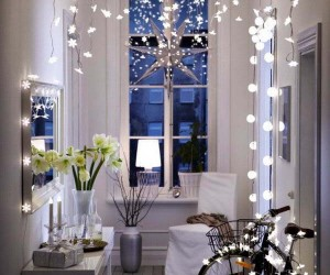 45 Inspiring Ways to Decorate your Home with String Lights
