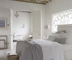 46 Dreamy White Bedroom Design Inspirations