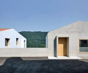 5 Houses in Barbengo by Studio Meyer Piattini