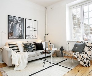 50 Chic Scandinavian Living Rooms that Steal the Show