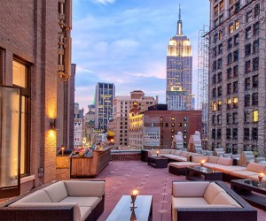 50 Cool Rooftop Bars in NYC