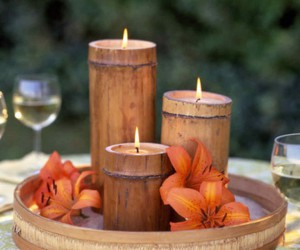 50 DIY Candles to Gift, Decorate or Set The Mood