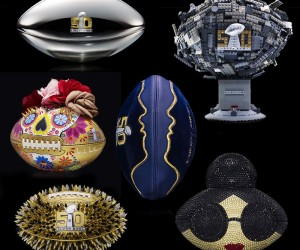 50 One-Of-A-Kind NFL Footballs Up For Auction