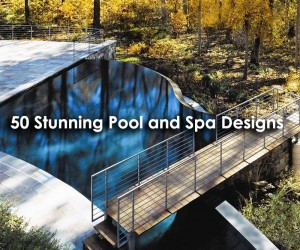 50 Stunning Pool and Spa Designs by Lewis Aquatech