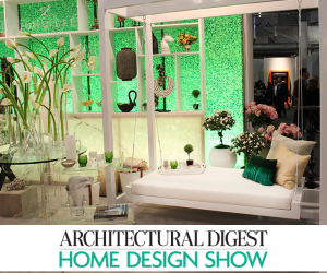 6 Hot Interior Design Trends Spotted at the 2015 Architectural Digest Home Design Show
